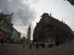 Campanario y Ayuntamiento