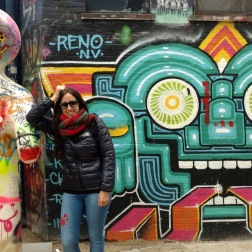 Calle de los Graffitis