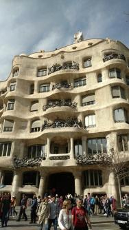 Casa Milà / Gaudi