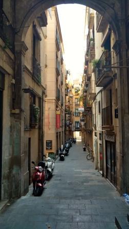Callecitas de Barcelona