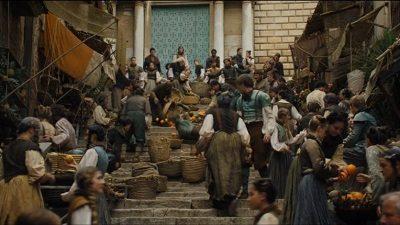 Calles de Girona por donde Arya huye
