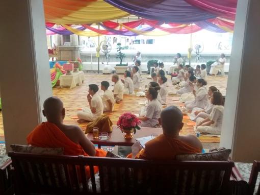 Budismo en práctica