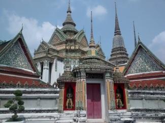Arquitectura del Grand Palace