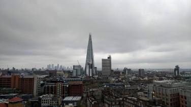 Vista desde el Tate Modern Museumn