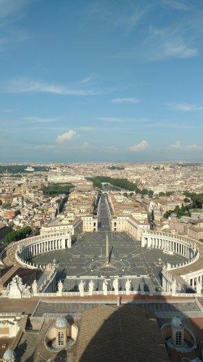 Vista desde la cúpula