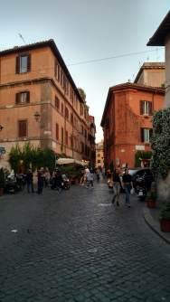 Calles de Trastevere