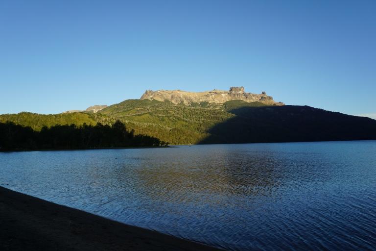 Atardecer en Lago Falkner