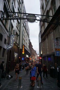 St. Mathew Street