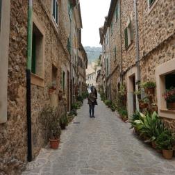 Calles para dejarse perder en Valldemossa